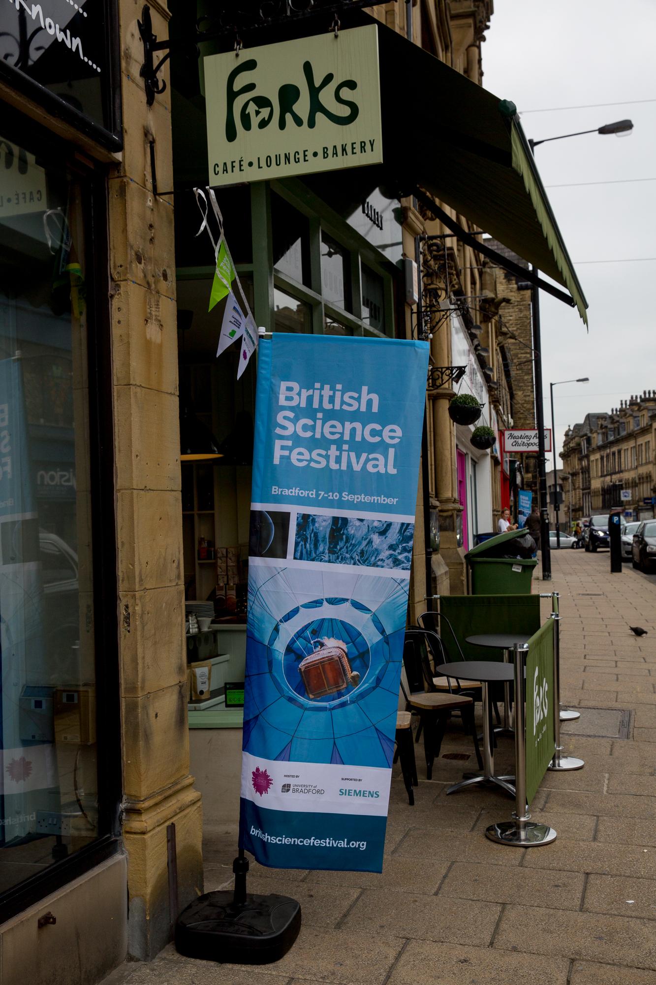 British Science Festival 2015