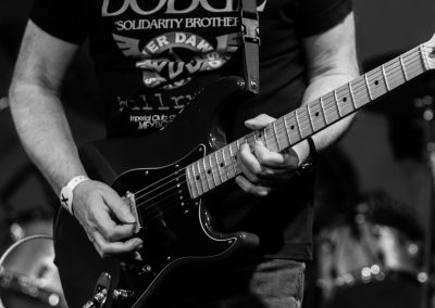Graham Oliver Guitar